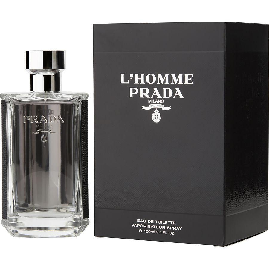 Prada L'homme 100ml - Thế giới nước hoa cao cấp dành riêng cho bạn