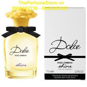 tester-Dolce-Gabbana-Dolce-Shine-For-Women-Eau-de-Parfum-75ml
